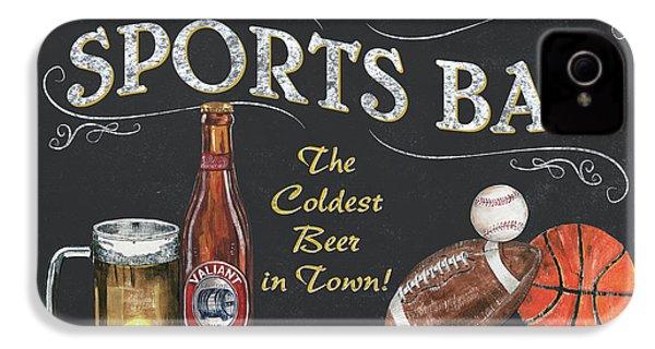 Sports Bar IPhone 4s Case