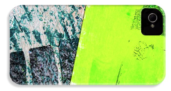 IPhone 4s Case featuring the mixed media Square Collage No 1 by Nancy Merkle
