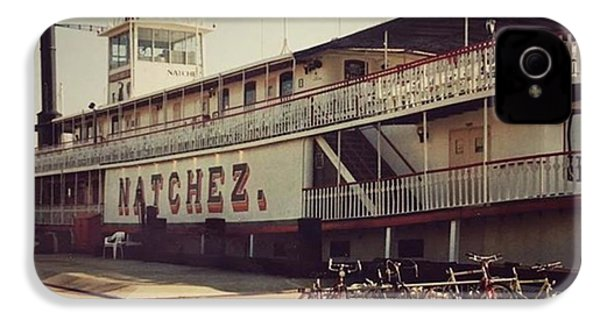 Ss Natchez, New Orleans, October 1993 IPhone 4s Case by John Edwards