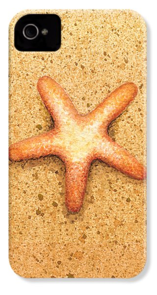 Star Fish IPhone 4s Case