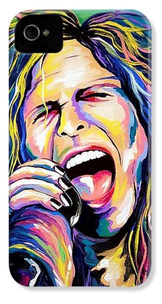 Steven Tyler IPhone 4s Case by Amy Belonio