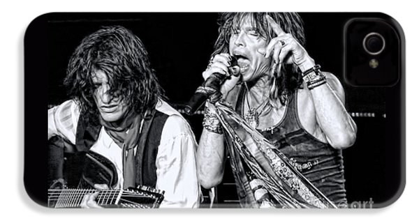 Steven Tyler Croons IPhone 4s Case by Traci Cottingham