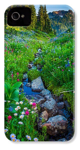 Summer Creek IPhone 4s Case