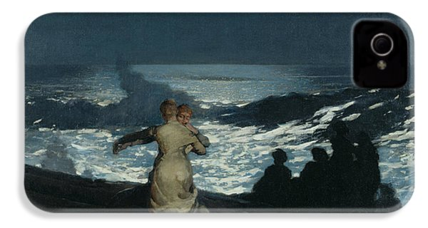 Summer Night IPhone 4s Case by Winslow Homer
