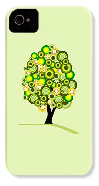 Summer Tree IPhone 4s Case by Anastasiya Malakhova