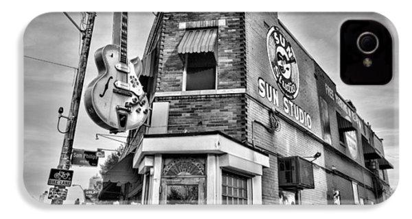 Sun Studio - Memphis #2 IPhone 4s Case