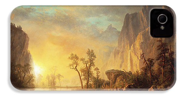 Sunset In The Rockies IPhone 4s Case