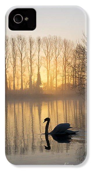 Swan Lake IPhone 4s Case