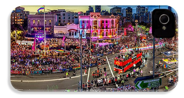 Sydney Gay And Lesbian Mardi Gras Parade IPhone 4s Case