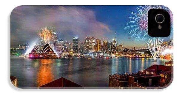 Sydney Sparkles IPhone 4s Case
