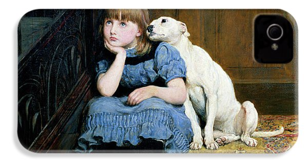 Sympathy IPhone 4s Case by Briton Riviere