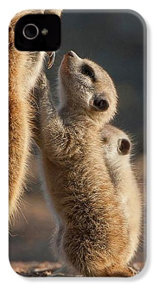The Baby Is Hungry IPhone 4s Case