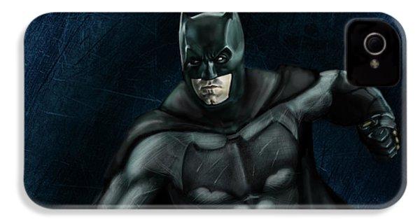 The Batman IPhone 4s Case by Vinny John Usuriello