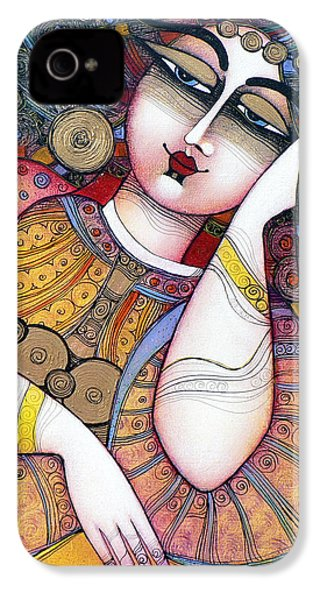 The Beauty IPhone 4s Case by Albena Vatcheva