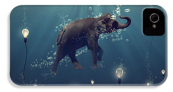 The Dreamer IPhone 4s Case by Martine Roch