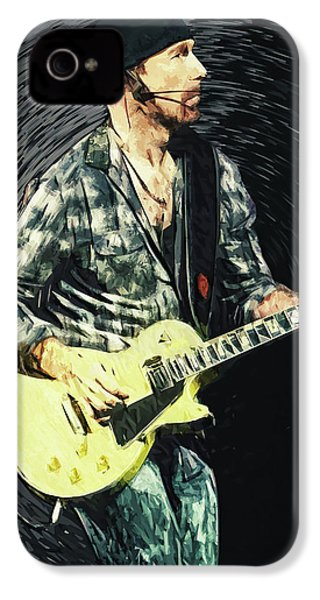 The Edge IPhone 4s Case by Taylan Apukovska