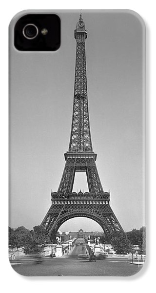 The Eiffel Tower IPhone 4s Case by Gustave Eiffel
