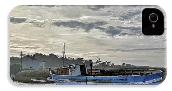 The Fixer-upper, Brancaster Staithe IPhone 4s Case by John Edwards