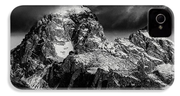 The Grand Teton IPhone 4s Case by Gary Lengyel