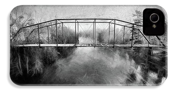 IPhone 4s Case featuring the digital art The Haunting by JC Findley