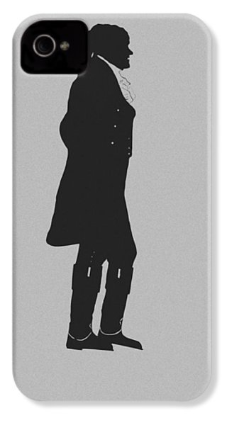 The Jefferson IPhone 4s Case by War Is Hell Store