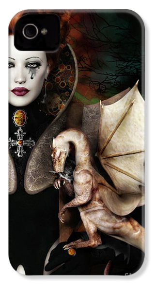 The Last Dragon IPhone 4s Case by Shanina Conway