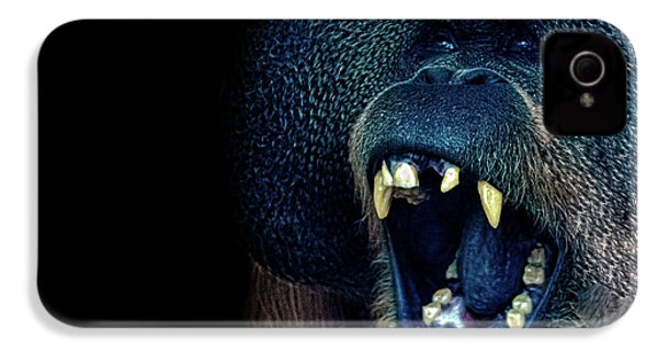 The Laughing Orangutan IPhone 4s Case