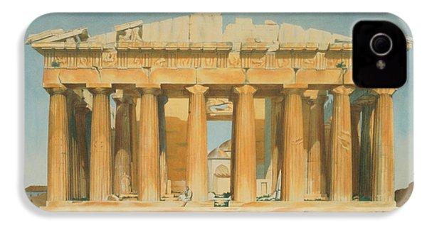 The Parthenon IPhone 4s Case