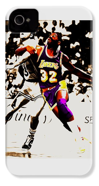 The Rebound IPhone 4s Case by Brian Reaves