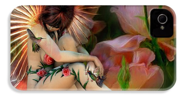 The Rose Fairy IPhone 4s Case
