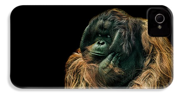 The Sceptic IPhone 4s Case by Paul Neville