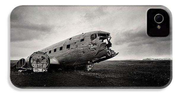 The Solheimsandur Plane Wreck IPhone 4s Case