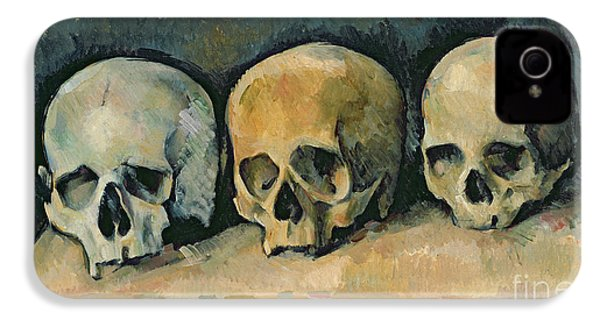 The Three Skulls IPhone 4s Case