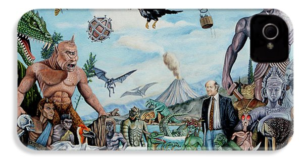 The World Of Ray Harryhausen IPhone 4s Case