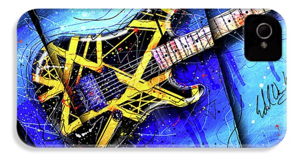 The Yellow Jacket_cropped IPhone 4s Case by Gary Bodnar