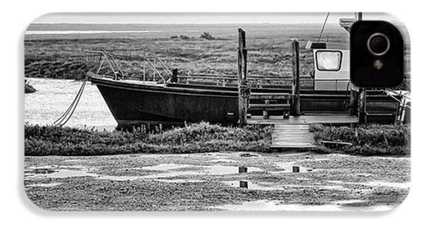 Thornham Harbour, North Norfolk IPhone 4s Case by John Edwards