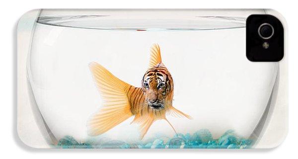 Tiger Fish IPhone 4s Case