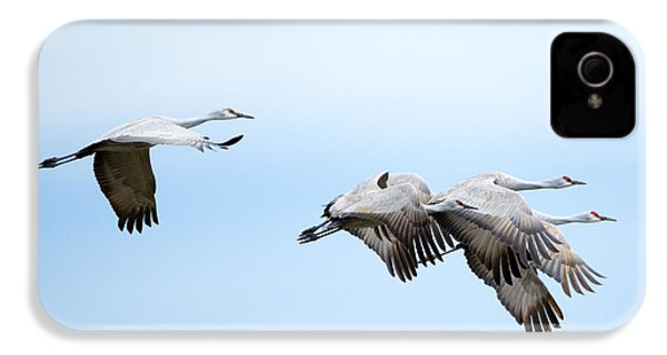 Tight Formation IPhone 4s Case by Mike Dawson