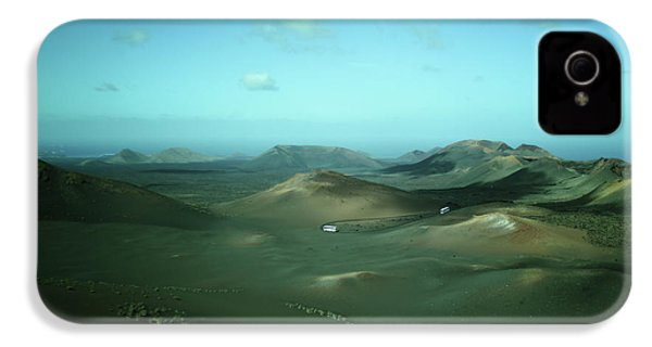 Timanfaya - Lanzarote IPhone 4s Case by Cambion Art