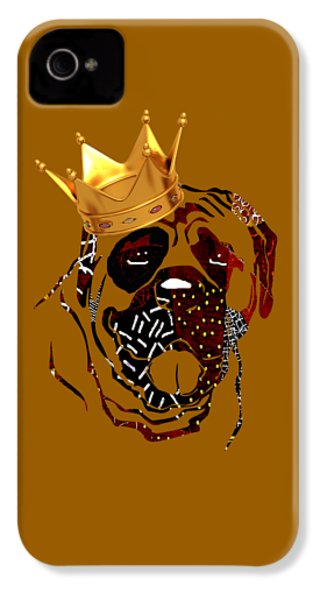 Top Dog IPhone 4s Case by Marvin Blaine