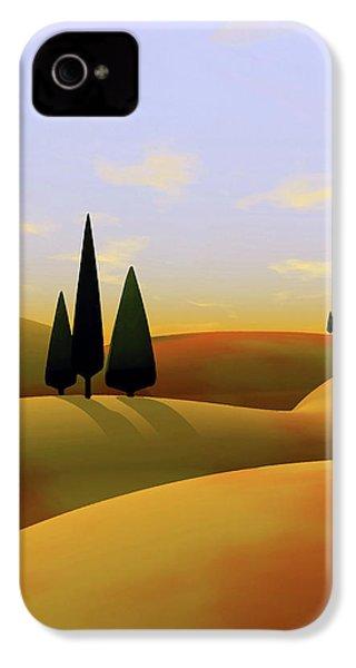 Toscana 3 IPhone 4s Case