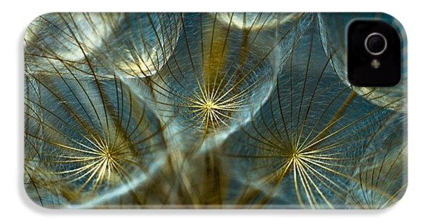 Translucid Dandelions IPhone 4s Case