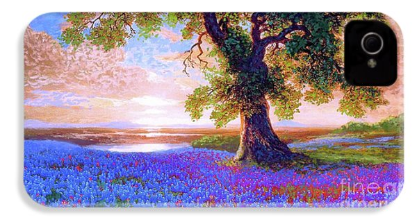 Tree Of Tranquillity IPhone 4s Case