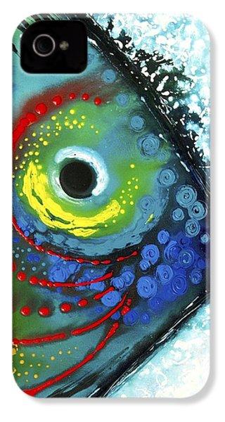Tropical Fish IPhone 4s Case