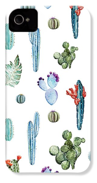Tropical Forever 2 IPhone 4s Case by Mark Ashkenazi