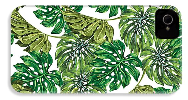 Tropical Haven  IPhone 4s Case