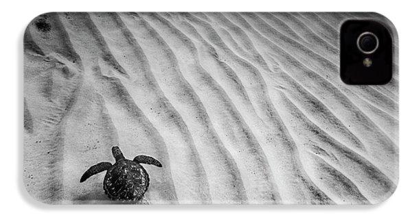 Turtle Ridge IPhone 4s Case by Sean Davey