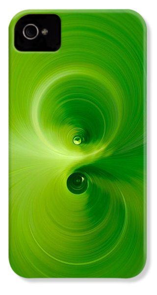 Twist IPhone 4s Case by Andre Brands