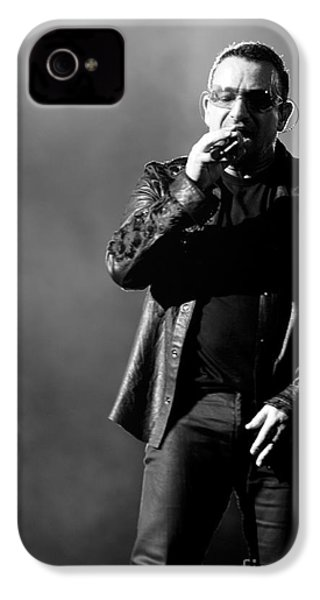 U2 By Jenny Potter IPhone 4s Case by Jenny Potter