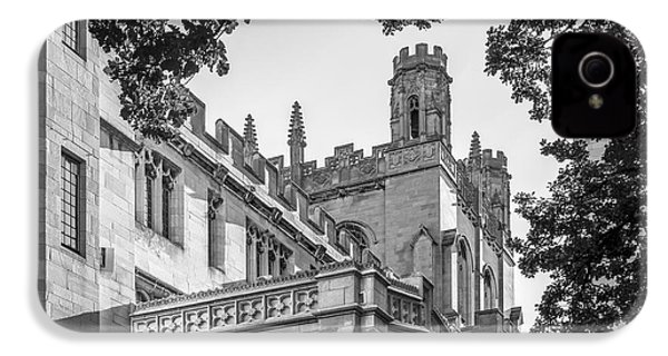 University Of Chicago Collegiate Architecture IPhone 4s Case by University Icons